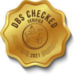 DBS checked verified