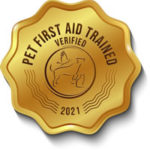 Pet first aid training verified